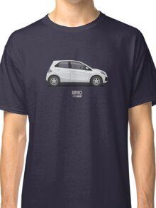 White Brio  Classic T-Shirt