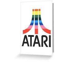 ATARI Video Computer Systems Greeting Card