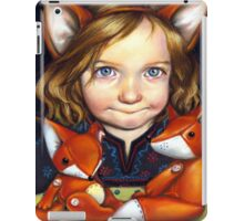 Fox Clan iPad Case/Skin