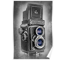 Yashica LM Poster