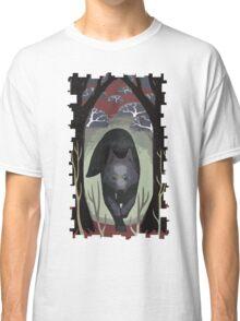 Wolf Tarot Card Classic T-Shirt
