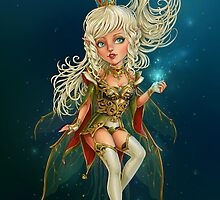 Little Fairy by marydimary