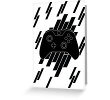 The One Controller Greeting Card