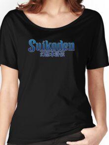 Suikoden (PS1) Logo Women's Relaxed Fit T-Shirt