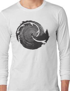 The Twilight Zone : BW // DJ Long Sleeve T-Shirt