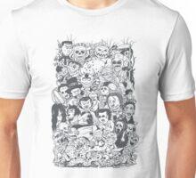 i love horror movie Unisex T-Shirt
