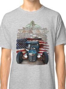 Hot Rod Invasion © Classic T-Shirt