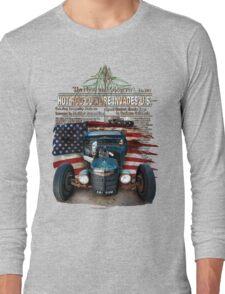 Hot Rod Invasion © Long Sleeve T-Shirt