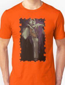Morrigan Tarot Card T-Shirt