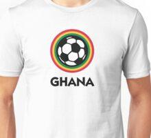 Football crest of Ghana Unisex T-Shirt
