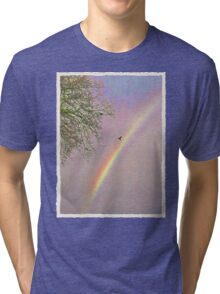 Dove Marriage  Tri-blend T-Shirt