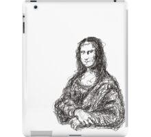 Conceptual Monalisa iPad Case/Skin