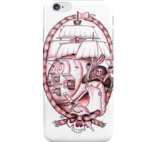 Captain Blackshell iPhone Case/Skin