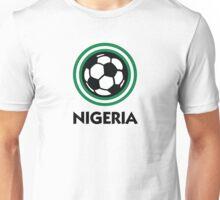 Football crest of Nigeria Unisex T-Shirt