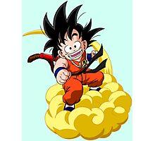 Goku Kid Photographic Print