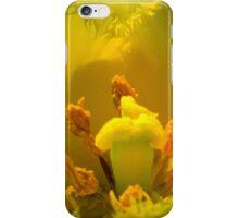Yellow Tulip Heart iPhone Case/Skin
