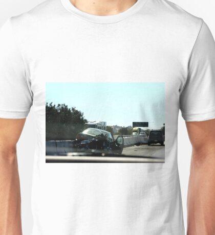 Car Accident Unisex T-Shirt