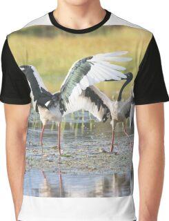 The Sunset Dance Graphic T-Shirt