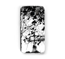 muslin light through clotted lace Samsung Galaxy Case/Skin