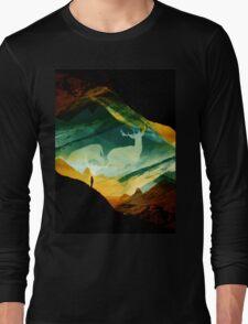 Native Dream Catchers Long Sleeve T-Shirt