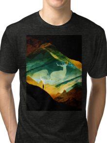 Native DreamCatcher Tri-blend T-Shirt