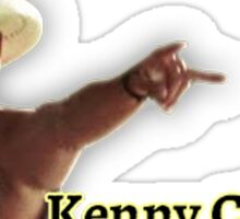 Kenny Chesney Sticker