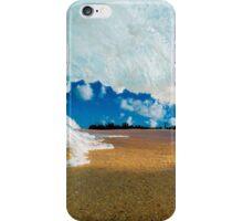 wave7 iPhone Case/Skin