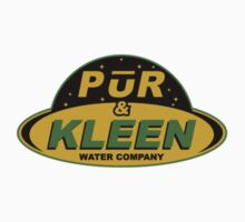 PŪR & KLEEN - water company One Piece - Short Sleeve
