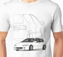JDM Hatch Unisex T-Shirt
