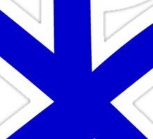 Chi Ro Symbol Sticker