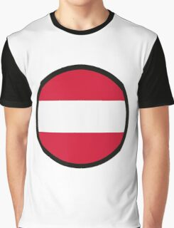 Marked by Austria Graphic T-Shirt