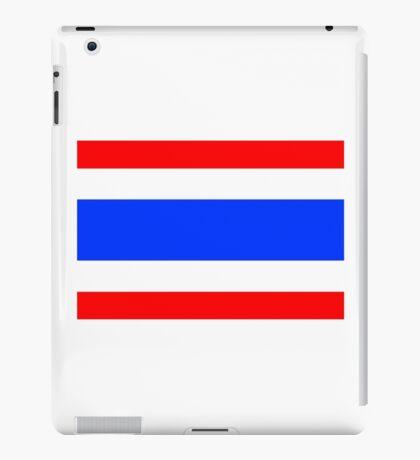 Flag of Thailand iPad Case/Skin