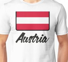 National Flag of Austria Unisex T-Shirt