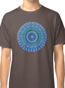 Blue Spirit Mandala Classic T-Shirt