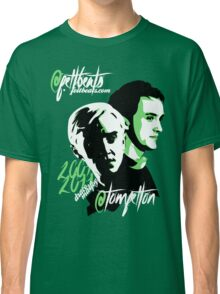 @TomFelton, Draco Malfoy - @feltbeats Classic T-Shirt