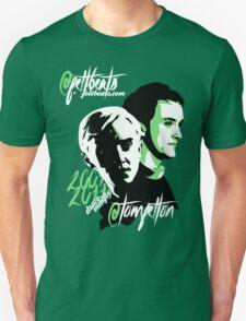 @TomFelton, Draco Malfoy - @feltbeats Unisex T-Shirt
