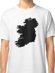 Map of Ireland Classic T-Shirt