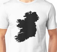 Map of Ireland Unisex T-Shirt