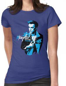 @TomFelton, Australia, 2011 - No Username Womens Fitted T-Shirt