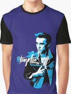 @TomFelton, Australia, 2011 - No Username Graphic T-Shirt