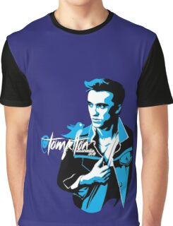 @TomFelton, Australia, 2011 - No Username Graphic T-Shirt