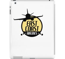 East Coast Airlines - Retro iPad Case/Skin