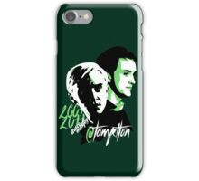 @TomFelton, Draco Malfoy - No Username iPhone Case/Skin