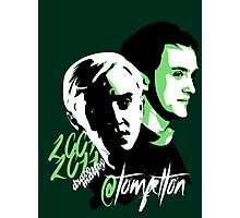 @TomFelton, Draco Malfoy - No Username Photographic Print