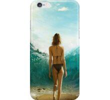 sea-girl iPhone Case/Skin