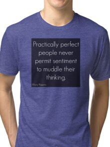 Perfect People Tri-blend T-Shirt