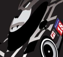 Porsche 919 2015 Le Mans 24hr Romain Dumas Neel Jani Marc Lieb Sticker