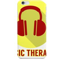 Music Therapy iPhone Case/Skin