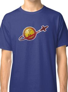 Serenity Logo (Lego Classic Space Homage) Classic T-Shirt