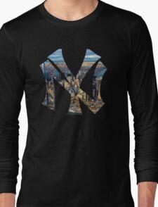 New York Black edition Long Sleeve T-Shirt